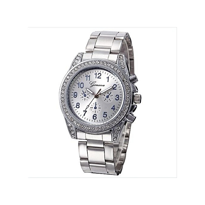 Best Quartz Steel Wrist Ladies Generic Kenya Women Watches Price Watch Stainless Geneva Fashion Jumia Girl