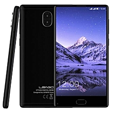 KIICAA MIX 5.5-Inch FHD (3GB, 32GB ROM) Android 7.0 Nougat (13MP + 2MP) + 13MP 4G LTE Smartphone(Black)