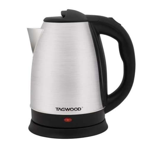 TG2018 Electric Stainless Kettle -  2.0Litres  - Black