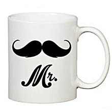 Gift coffee mug for HIM , comes in a white gift box