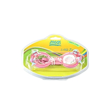 Swim Goggles Little Zoggy Jnr- 300743pink/Clear-