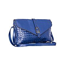 Blue Ladies Stylish Clutch bags