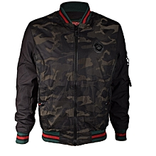 Camouflage Outdoor Casual Jacket