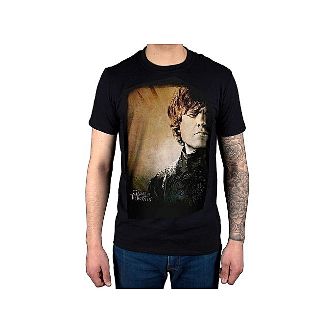 8e8459897 ... fashion mens personality t shirt game of thrones tyrion lannister t ...