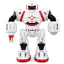 CADY WILL 2.4G RC Robot RTR Touch + Gesture Sensor / Combat Gameplay / Programming - Red