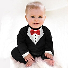 New Style Child Suits Cotton Jumpsuit  Rompers Newborn Baby Boy Clothes Crawling Clothes