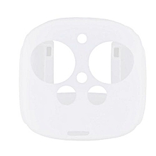 Quadcopter Remote Control Silicone Protective Sleeve For DJI Phantom 3/4 Pro White