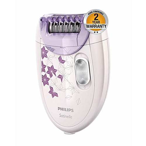 Philips HP6423 - Satinelle Epilator - White   Pink   Best Price ... 7722ec483e