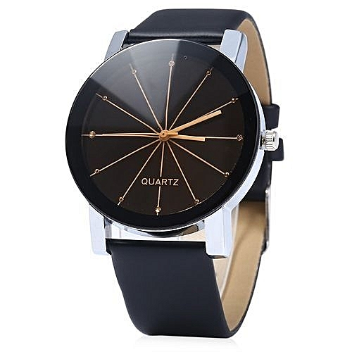 Male Analog Quartz Watch