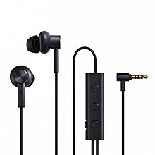Hybrid In-ear Earphone Noise Reduction Remote + Mic