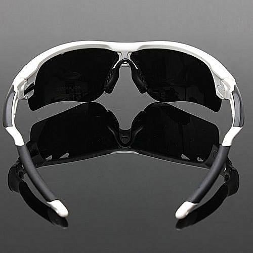 df8cb8576ebd Fashion 3 Lens Professional Polarized Cycling Bike Glasses Casual Sports  Sunglasses NEW