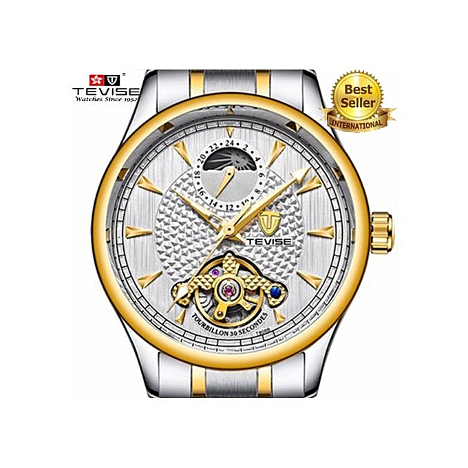 59aa1f96842 TEVISE Fashion Sport Automatic Mechanical Watch Men Top Brand Luxury Male  Clock Wrist Watches For Men