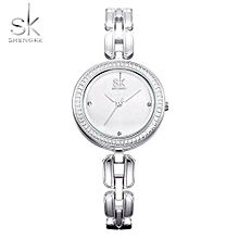 Brand Women Watches New Fashion Diamond Luxury Top Quartz
