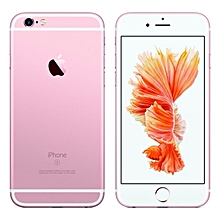 iPhone - 6S - 64GB - 2GB - Rose Gold - 12MP - Single SIM - A9 chip - 4K video