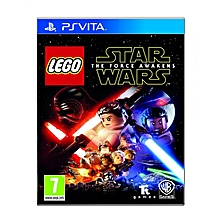 PS Vita Game Lego Star Wars The Force Awakens