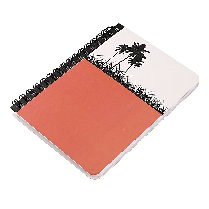 buy generic gb portable mini hard cover coil notebook home daily