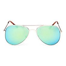 2016 Fashion New Design Children Kids Sunglasses  Protection Sun Glasses For Children Baby Girl Boys(Sky Blue)