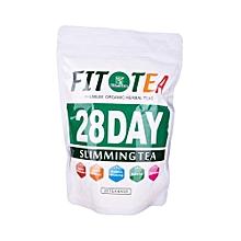 Fit Tea - Premium organic herbal tea 28 day slimming tea