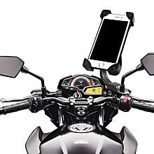 Phone Holder for Motorbike iPhone & Android Mount – Black