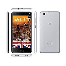 i7 - 5.5'' - 32GB - 3GB, Fingerprint ID Front,  8MP Camera - 4G Dual SIM - 4000mAh - Grey