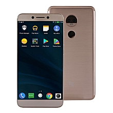 LeEco Le Max 3 X850, 6GB+64GB Dual Back Cameras 5.7 inch Android 6.0.1 Qualcomm Snapdragon 821 Quad Core 2.342GHz 4G Smartphone(Gold)