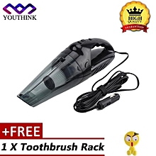 [Buy 1 Get 1 Free Toothbrush Rack] 12V 120W Portable Car Vacuum Cleaner Wet Dry Dust Dirt Handheld Remover