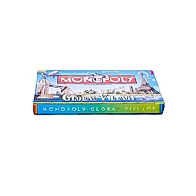 Monopoly Property Trading Game Family Board Game Classic Game