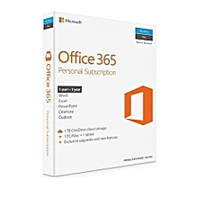 Office 365 Home 32/64 English 1yr Subscription For 1PC