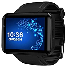 DM98 Bluetooth Smart Watch 2.2 inch Android 4.4 Smartwatch(Black)