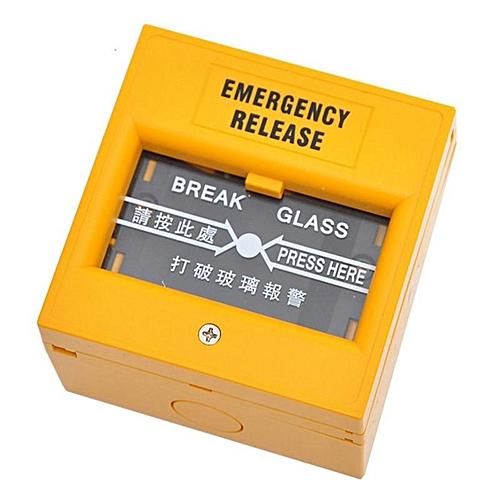 Buy Generic Emergency Door Release Fire Alarm Switch Break Glass