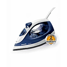 GC1430 - Philips Steam Iron - Dark Blue & White - 1700W