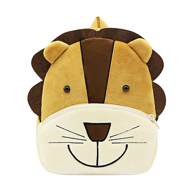 Hiamok Children Baby Girls Boys Kids Cute Cartoon Animal Backpack Toddler  School Bag d149355529d48