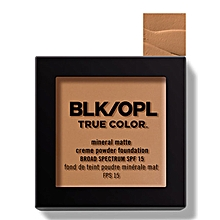 Mineral Matte Crème-to-powder Foundation SPF 15 - Rich Caramel
