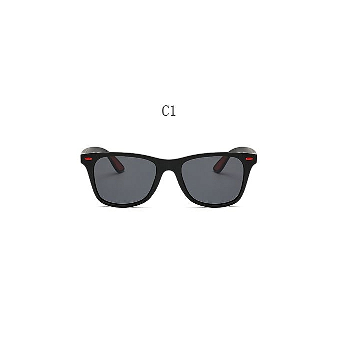 6f34c921133 Generic BRAND Classic Driving Polarized Sunglasses Men Women Square ...