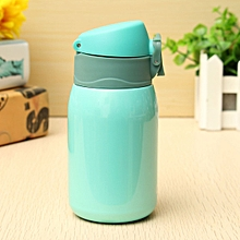 260ml Portable Stainless Steel Vacuum Cup Heat Water Coffee Milk Mug Insulated Bottle Belly Cup Thermal Bottles Tumbler Car Home