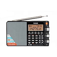 Tecsun PL-880 Portable Stereo Full Band Radio Receiver with LW/SW/MW SSB PLL Modes FM 64-108mHz
