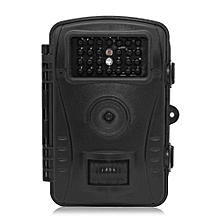 RD1003 720P HD Wide Angle Motion Detection Outdoor Hunting Trail Camera-BLACK