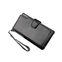 Women's Stylish Official Baellery Wallet – Black