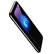 BASEUS 0.3mm Anti-blue-ray Tempered Glass Screen Protector for iPhone X 5.8 inch - Transparent LJMALL