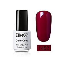 7 ml UV Gel Polish- Candy Colors 1452