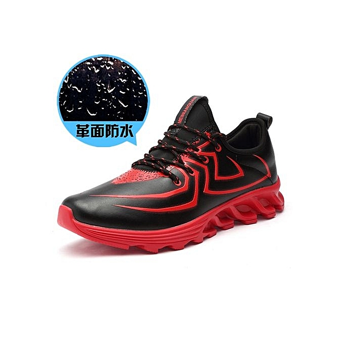 8bb3e93b5 Fashion Hot Sales Fashion Breathable Men Shoes Zapatilla Deportivas Mujer Human  Race Casual Shoes Mens-red black