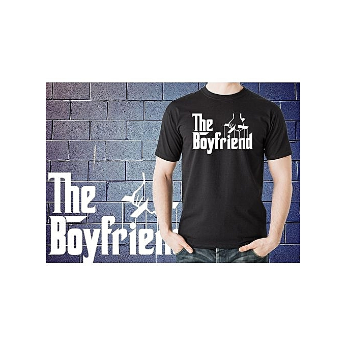 The Boyfriend T Shirt Gift For Christmas Birthday Tee