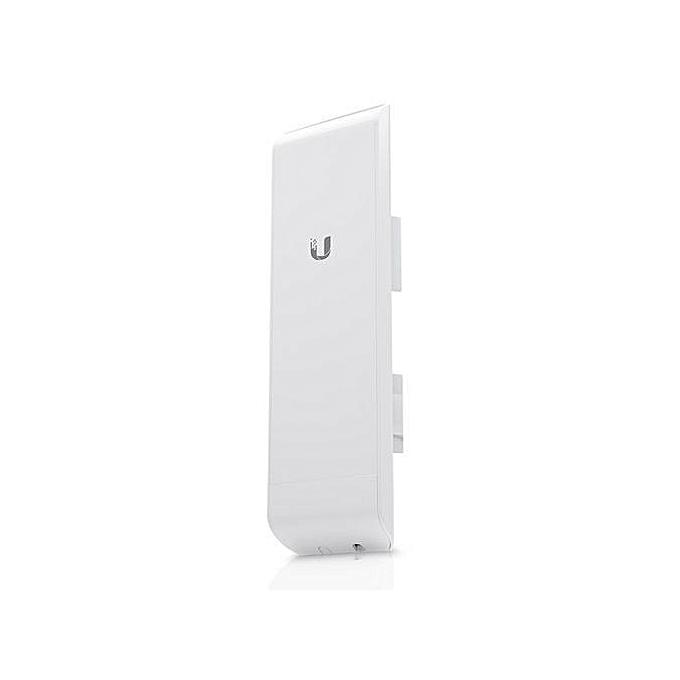 Nano Station M5 - Wireless Access Point - AirMax (NSM5) - White