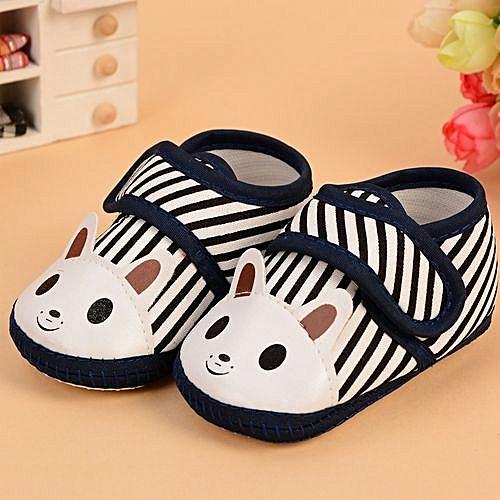 Fashion Elegant Soft Antiskid Indoor Baby Boy Shoes 0-1 ...