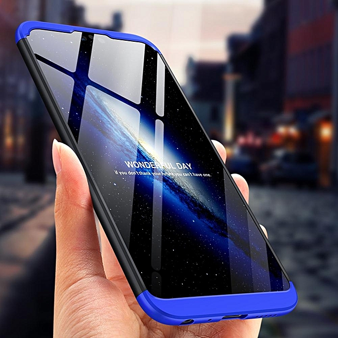 new product ab264 cc711 Case For Honor 10 Lite ,GKK 3 In1 Anti-Scratch Hard PC Matte 360 Full  Protection Back Cover Case For Huawei Honor 10 Lite
