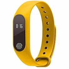 Intelligence Health Bracelet - Yellow