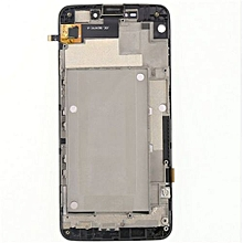 Lcd Screen With Frame Complete Screen Lcd Display Touch Screen Replacement Parts  For ZTE Max Boost Mobile N9520