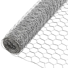 "Chicken Wire Mesh 1/2"" x 30M"