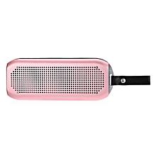 TRANGU S205 Wireless Speaker Bluetooth 4.0 Music Player Support Hands-free Call PINK