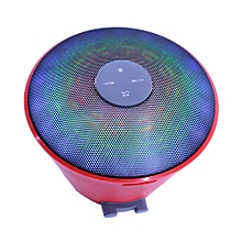 Portable Wireless Super Bass Stereo Bluetooth Speaker for SmartPhone Tablet PC-red